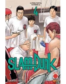 Slam Dunk 4 - Prima ristampa