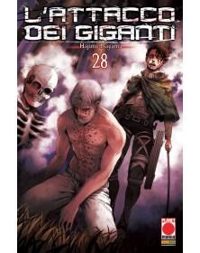 L'Attacco dei Giganti 28 -...