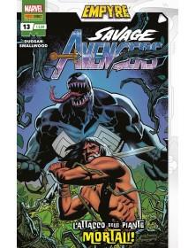 Savage Avengers 13