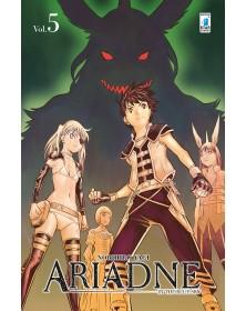 Ariadne in the blue sky 5