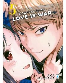 Kaguya sama: love is war 5