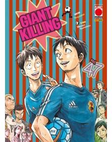 Giant Killing 47