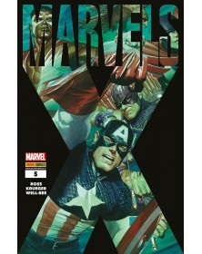 Marvels X 5