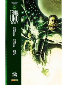 Lanterna Verde: Terra Uno 2...