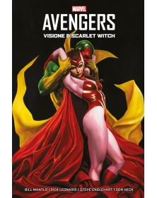 Visione & Scarlet Witch