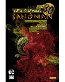 Sandman Library 1- Preludi...