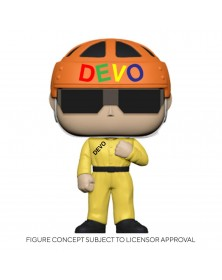 Funko - Devo POP! Rocks -...