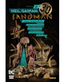 Sandman Library 2 - Casa di...