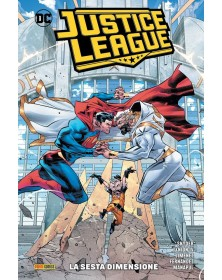 Justice League 4: La Sesta...