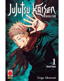 Jujutsu Kaisen - Sorcery...