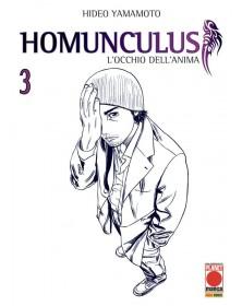 Homunculus 3 - Terza ristampa
