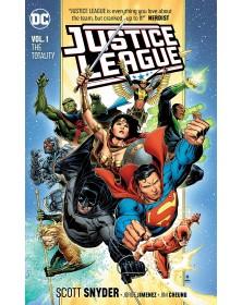Justice League 1- La totalità