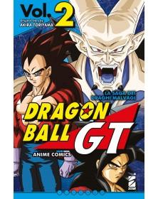 Dragon Ball gt anime comics...