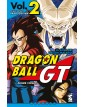 Dragon Ball gt anime comics...
