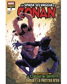 La Spada Selvaggia di Conan 12