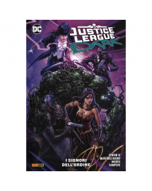 Justice League Dark 2: I...