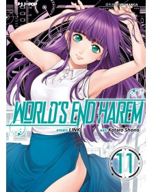 World's end harem 11