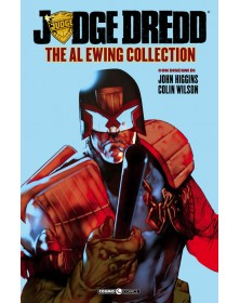 Judge Dredd - The Al Ewing...