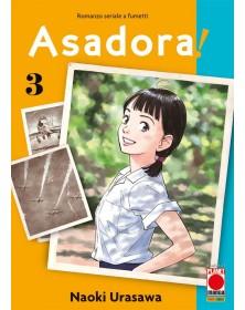 Asadora! 3 - Prima ristampa