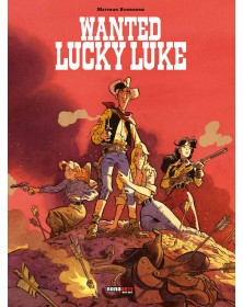 Wanted, Lucky Luke
