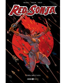 Red Sonja 9 - Terra bruciata