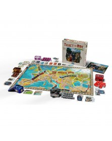 Asmodee - Ticket to Ride...