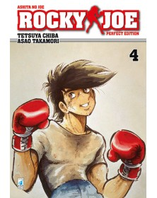 Rocky Joe Perfect Edition 4