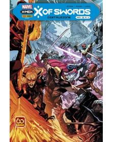 X of Swords: Distruzione