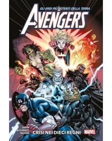 Avengers 4: Crisi Nei Dieci...