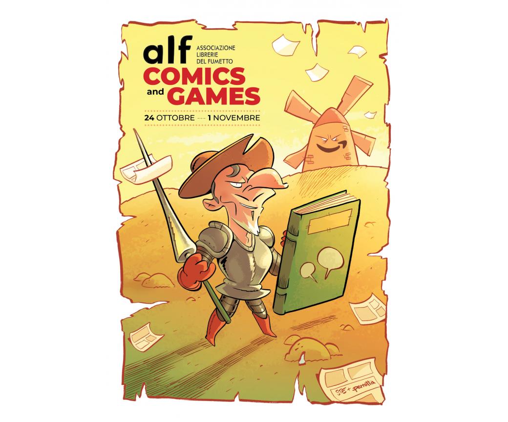 ALF COMICS & GAMES: L'EVENTO DELL'ANNO